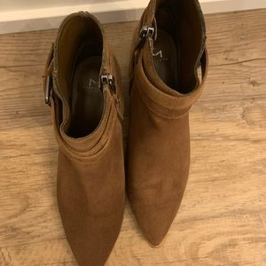 Marc fisher booties size 8